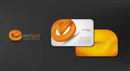 Elegant_Logo_Business_card_by_workstation