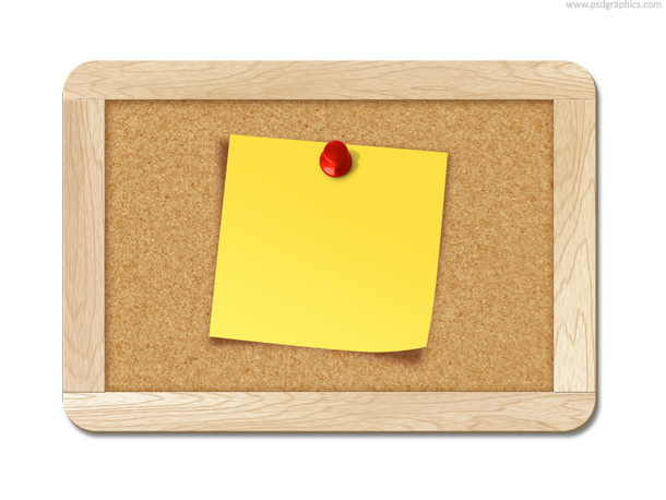 note-pinned-to-corkboard