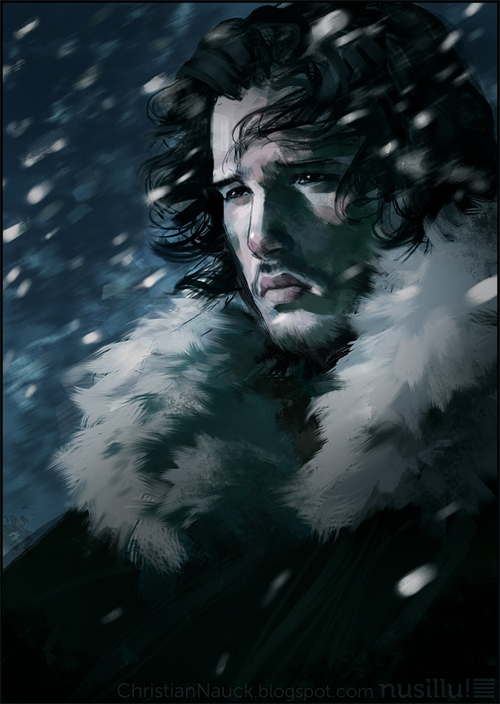 game_of_thrones____jon_snow_by_manarama-d48za9o
