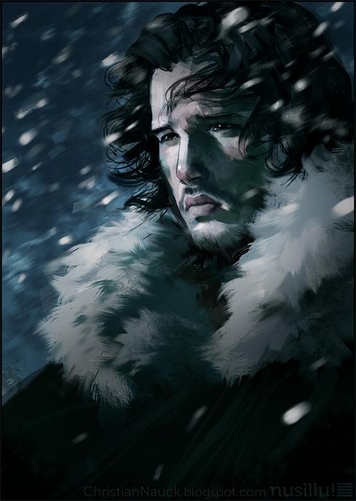 game_of_thrones____jon_snow_by_manarama-d48za9o