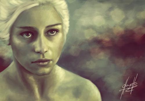 khaleesi_by_charychu-d4wsxo5